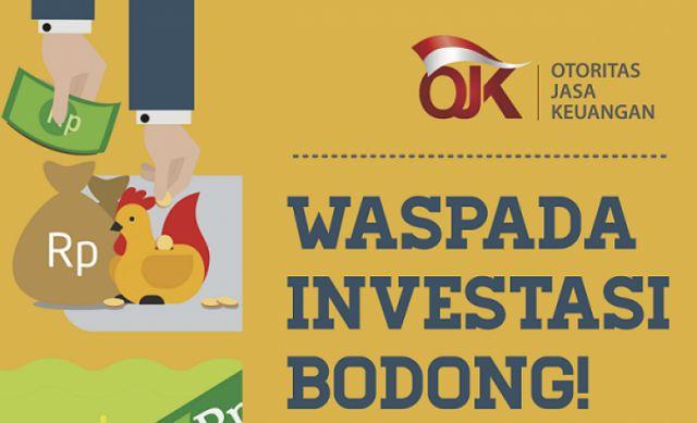 Tips Menghindari Investasi Bodong