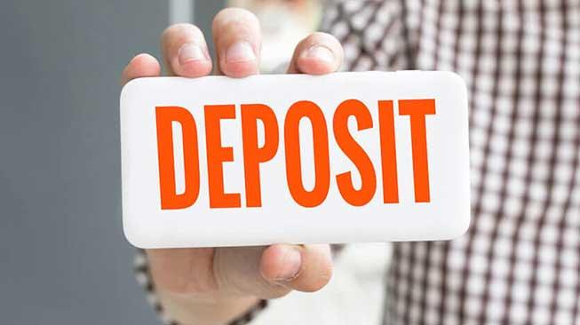 Lakukan Top Up atau Deposit