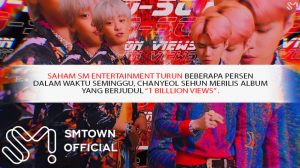 SAHAM SM ENTERTAINMENT TURUN